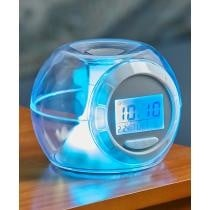 Color-Changing Alarm Clock w/ Nature Sounds Now $7.98