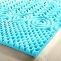 Comfort Rx Gel Foam Mattress Topper Now $24.99