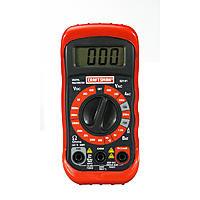 Craftsman 8 Function Digital Multimeter 034821410000 + Free $3 SYWRP