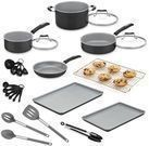 Cuisinart 24-Pc. Aluminum Cookware Set