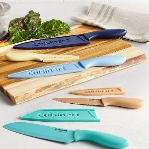 Cuisinart Advantage 10-Pc. Ceramic Cutlery Set