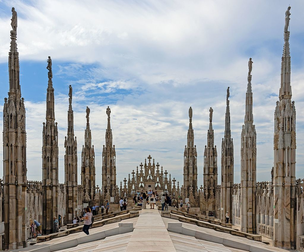 Dallas to Milan Itay $495 RT Airfare on Delta Airlines (Travel Aug-March)