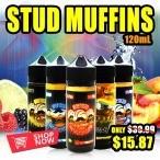 $15.87 Fuggin Vapor Stud Muffins 120mLs (vs. $39.99)