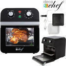 Deco Chef Multi-Function XL Air Fryer & Convection Oven