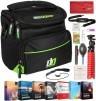 Deco Gear DSLR Mirrorless Camera Bag +Software Editing Bundle+Tripod & Bonus Accessory Kit