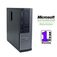 Dell OptiPlex 3010 Intel Core i5-3470 Desktop w/ 240GB SSD (Off-Lease Refurb) $270