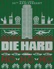 Die Hard Blu-Ray w/ Christmas Theme Cover