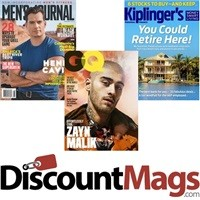 Discount Mags Weekend Sale - 75+ Titles w/ $1 or Less an Issue