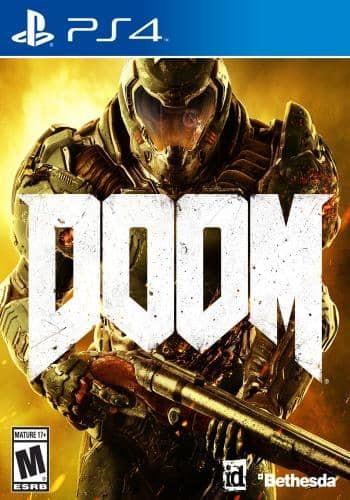 DOOM - Used PS4/XboxOne $4.99+tax @ Redbox- YMMV $5.46