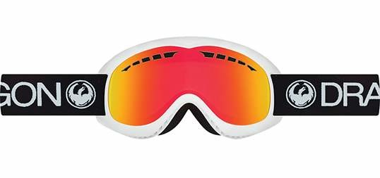 DRAGON DX Snow Googles: Dragon DX Inverse Red Ionized Snow Goggles $17 or DX2 Snow Goggles w/ Bonus Lens $32 + Free Shipping *Price Drop*