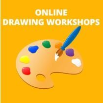 Drawing Workshops 1 Month Pass for 8 Seasons Now $16.99