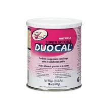 Duocal Super Soluble Unflavored Powder, High Calorie, Protein-Free - 400 Gm Tins Now $29.85