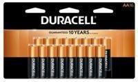 Duracell Coppertop AA Alkaline Batteries (16pk)