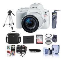Earn 13% Back in Rakuten Super Points on Canon EOS DSLR Bundle + Free Shipping