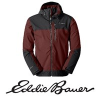 Eddie Bauer President's Day Sale: Up to 60% off Clearance Apparel + Free Shipping (Quest Fleece Pullover $30)