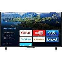 """Element 50"""" Class 4K UHD LED LCD TV at Costco.com for $199.99 (Valid 12/16/19 - 12/18/19)"""