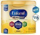 Enfamil NeuroPro Infant Formula 20.7 Oz. 6-Pack