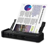 Epson Workforce ES-200 2-Sided Color Portable Document Scanner (Refurb w/ 1yr Warranty) $134.99