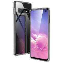 ESR Mimic TPU Frame + Glass Case for Galaxy S10e Now $6.42