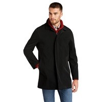 Executive Collection Traditional Fit 3/4 Length Topcoat $49.98