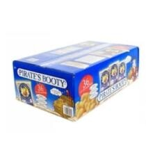 Extra 10% off Pirate's Booty White Cheddar Corn Puffs - 36 Pack