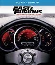 Fast & Furious: The Ultimate Ride Collection-Blu-Ray/Digital