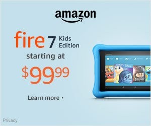 Fire 7 Kids Edition Tablet - Starting at $99.99 | Christmas Gifts Idea