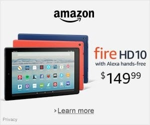 Fire HD 10 Tablet - Starting at $149.99 | Christmas Gifts Idea