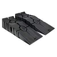 FloTool RhinoRamps MAX 16,000LB 2 pack ramps - $35.74 + Tax - Free In-Store Pickup