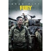 Fury Digital 4K UHD Movie Now $6.99