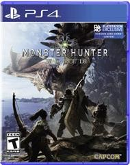 GameFly Used: Monster Hunter World (PS4 or XB1) $24.99