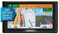"Garmin Drive 60LMT 6"" GPS, Free Lifetime Map/Traffic Updates"