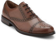 G.H. Bass & Co. Men's Woolf Genuine Leather Oxford Shoe