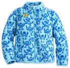 Girls' Stitch Fleece Jacket