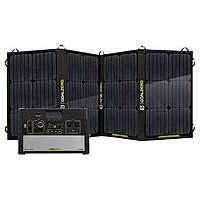 Goal Zero Yeti 1000 + Nomad 100 Solar Generator Kit $1000