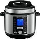 Gourmia 6-Qt. Pressure Cooker w/ Auto Release