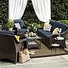 Grand Resort Summerfield 4 pc. Wicker Seating Set
