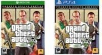 Grand Theft Auto V: Premium Online Edition (PS4 or Xbox One)