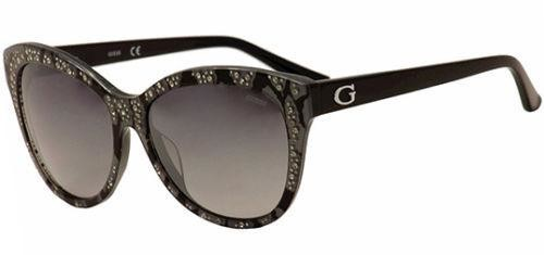 GUESS Sunglasses: GUESS Rhinestone Accent Cat Eye Women's Sunglasses $20, GUESS Metal Aviator Men's Sunglasses $20 + free shipping