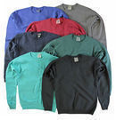 Hanes ComfortWash Garment Dyed Fleece Sweatshirts (4 Pack)