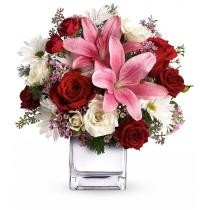 Happy in Love Bouquet starting at $54.95