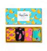 Happy Socks Men's/Women's Fruit Socks Gift Box