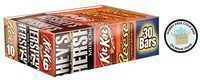 Hershey's Chocolate Candy Bar Variety Pack (30 Count)