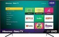 "Hisense 65"" R7 Series 2160p Smart 4K UHD TV w/ HDR & Roku TV"