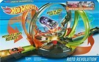 Hot Wheels - Roto Revolution Track Set - FDF26