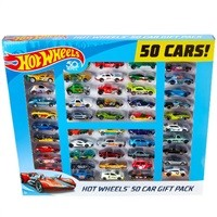Hot Wheels Ultimate 50-Car Collectors Gift Pack Set $25