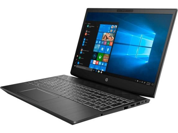"HP 15t Laptop: i7-8750H, 3GB GTX 1060, 15.6"" 3840x2160, & more $866 after $150 Paypal Rebate + free s/h"