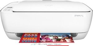 HP - DeskJet 3634 Wireless All-In-One Printer