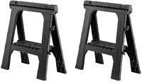 "Husky 28"" Folding Sawhorse - 2 Pack"
