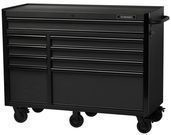 "Husky Industrial 52""x 21.7"" 9-Drawer Rolling Tool Chest"